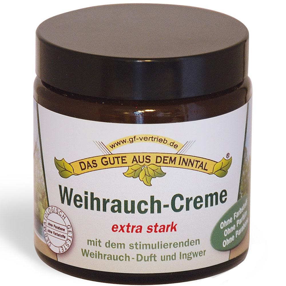 Creme Wandfarbe Und Holzlatten: Weihrauch-Creme Extra Stark