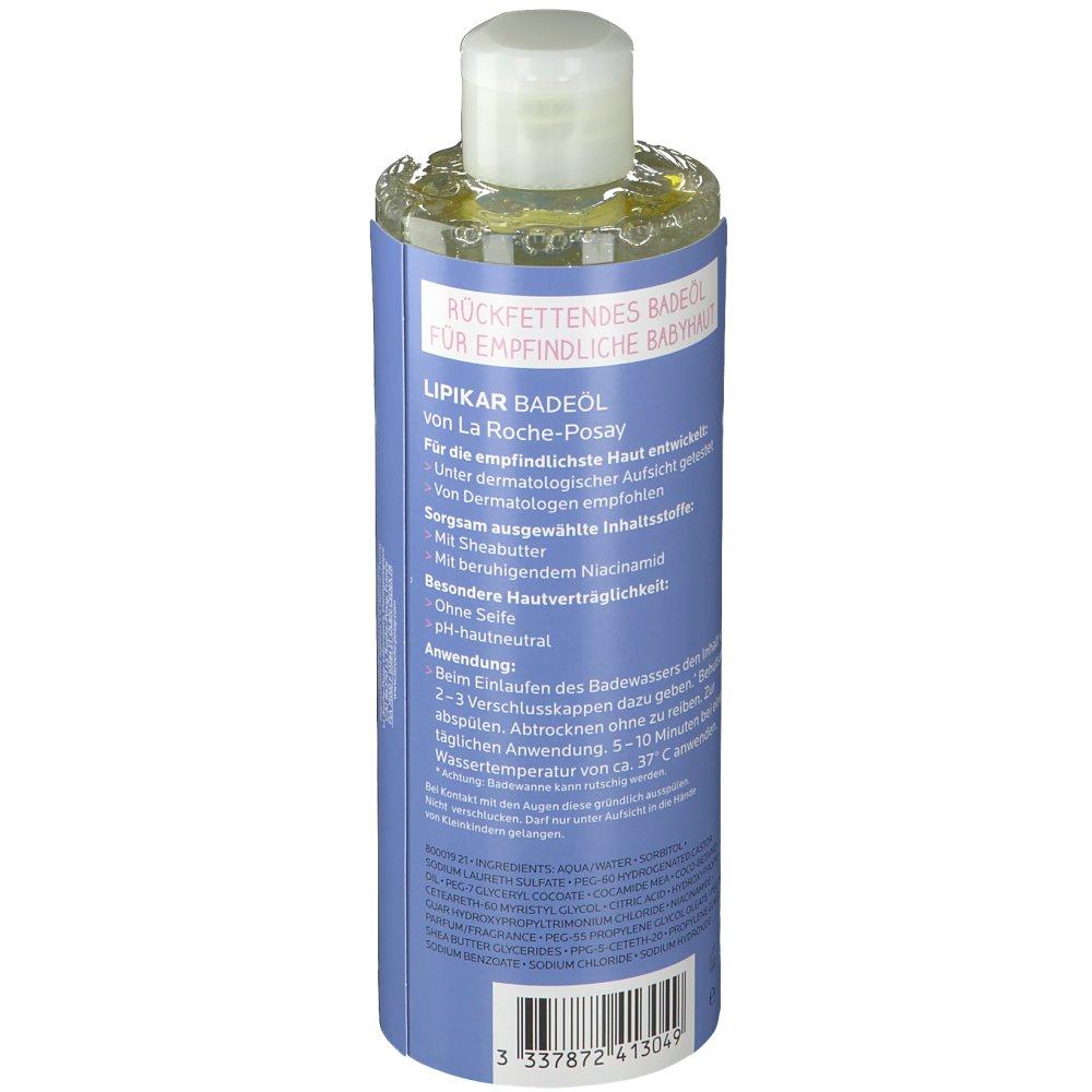 lipikar dusch und badeöl