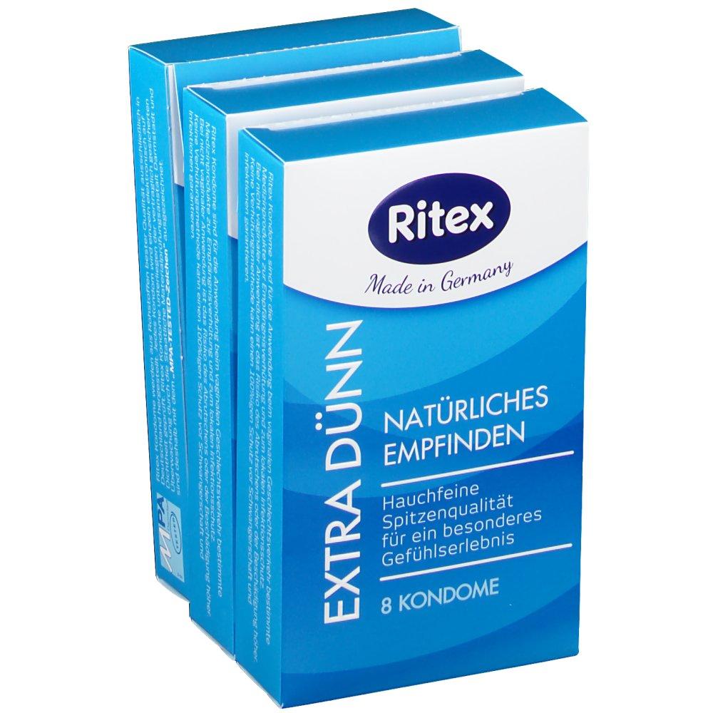 Ritex Extra dünn Kondome  shopapothekeat