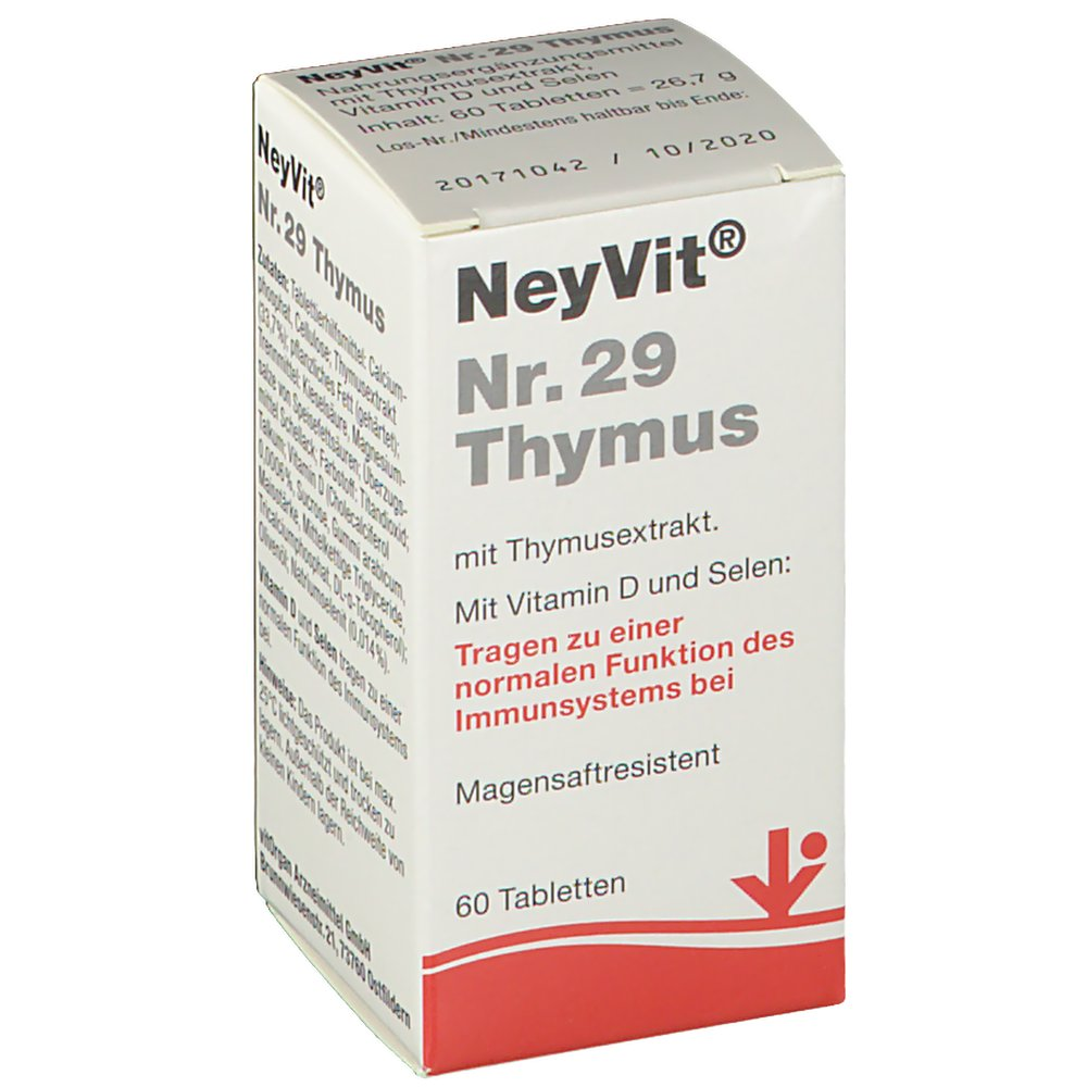 NeyVit® Nr. 29 Thymus - shop-apotheke.at