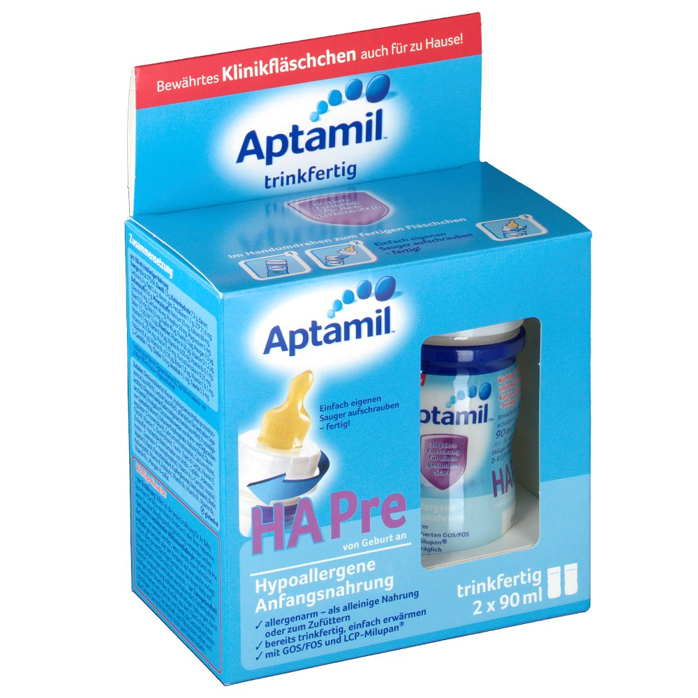 Aptamil Ha Pre Ausverkauft 2021