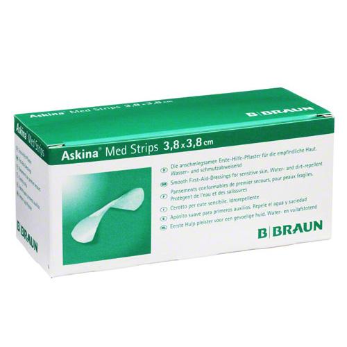 Askina® Med Strips 3,8 x 3,8 cm