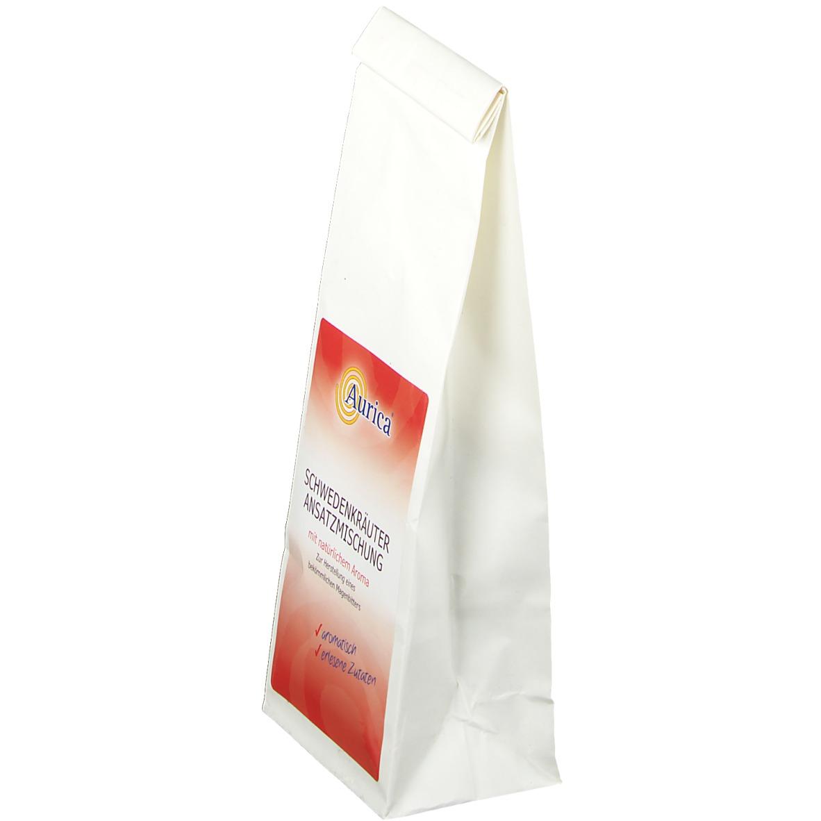 Aurica® Schwedenkräuter Ansatzmischung