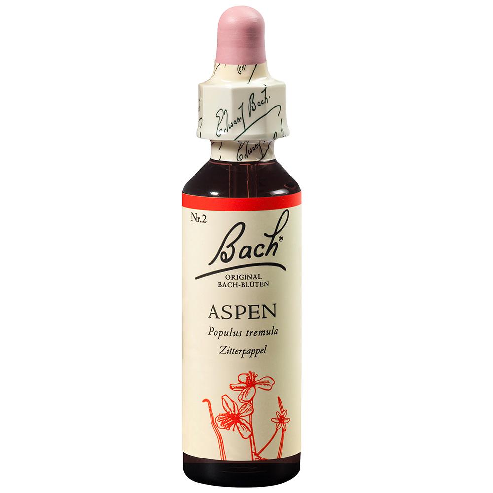 BACH®-BLÜTE ASPEN (Zitterpappel)