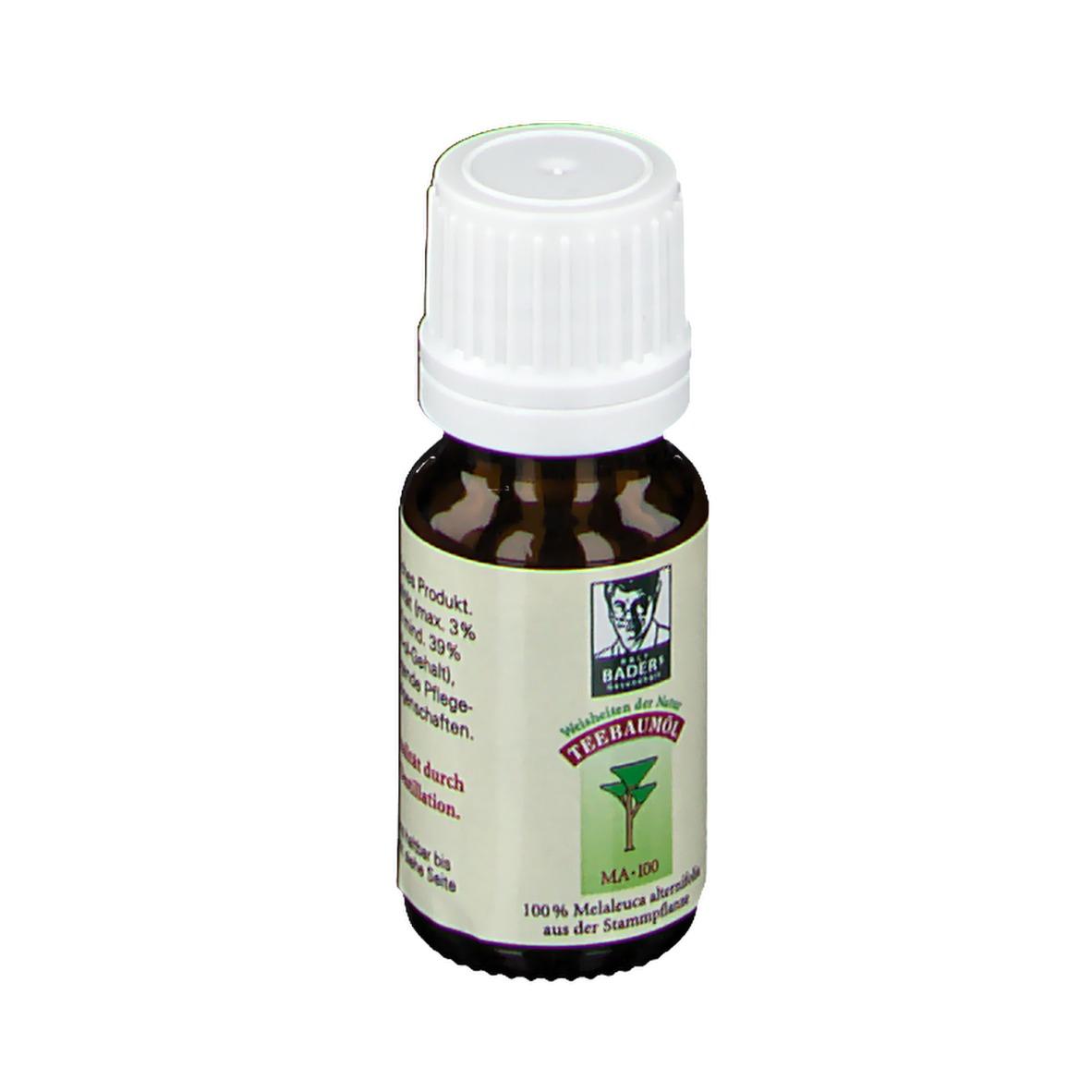 BADERs Teebaumöl AMAX MA-100