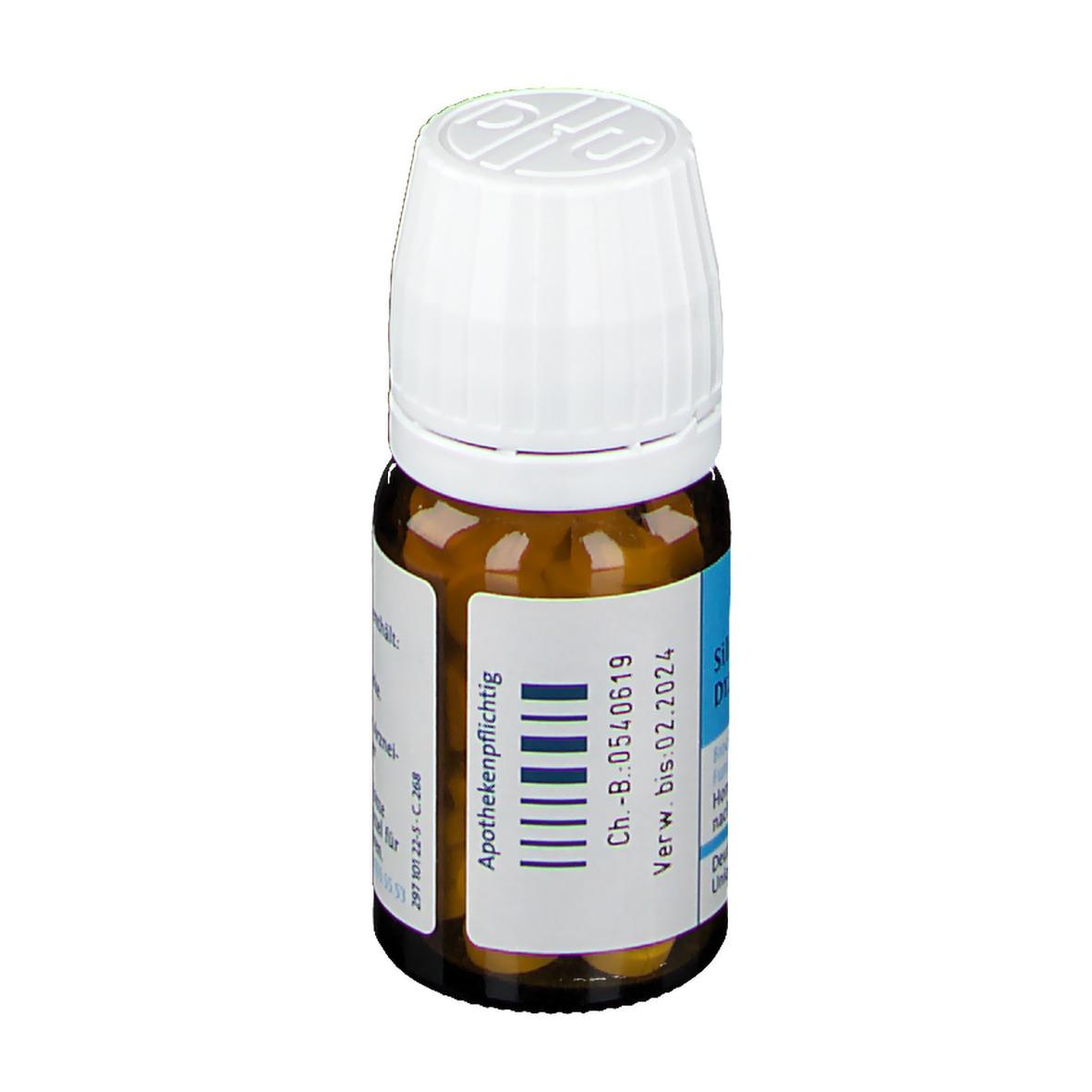 DHU Biochemie 11 Silicea D 12
