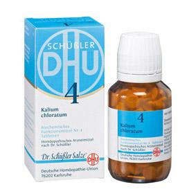 DHU Biochemie 4 Kalium chloratum D6