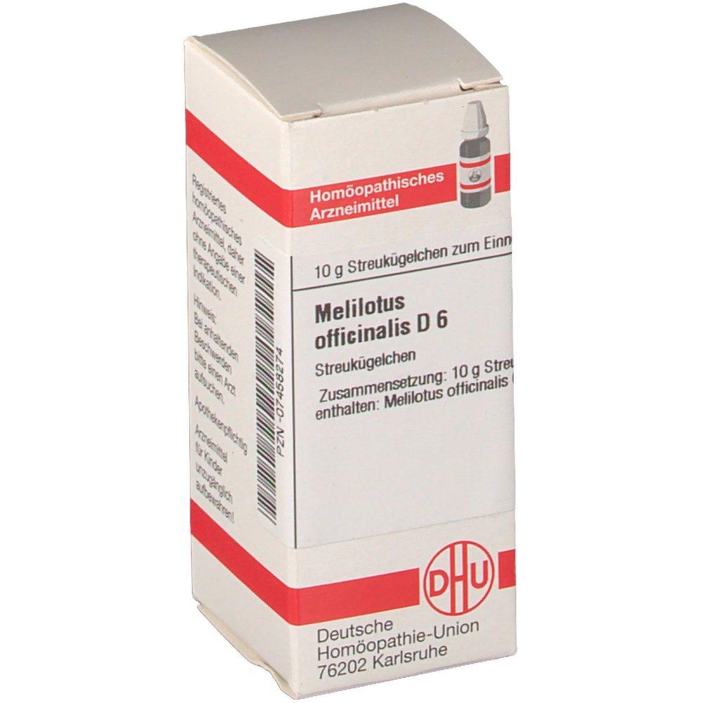 DHU Melilotus fficinalis D6