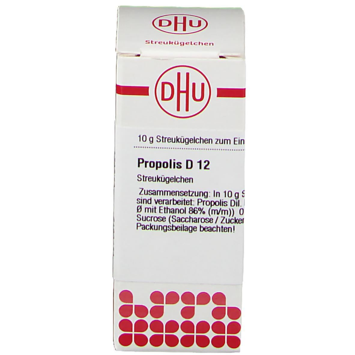 DHU Propolis D12