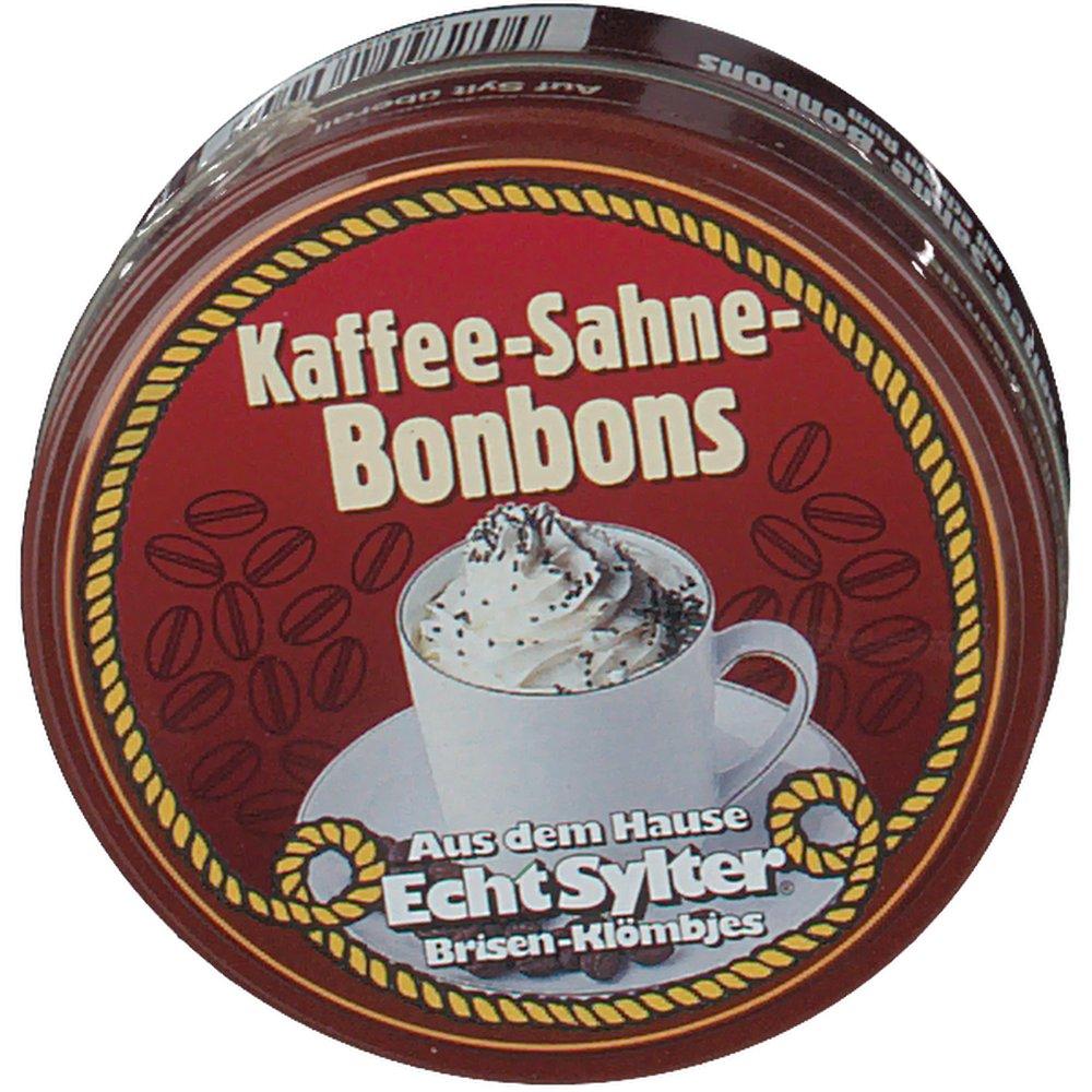 Echt Sylter Brisen Kloembjes Kaffee/Sahne