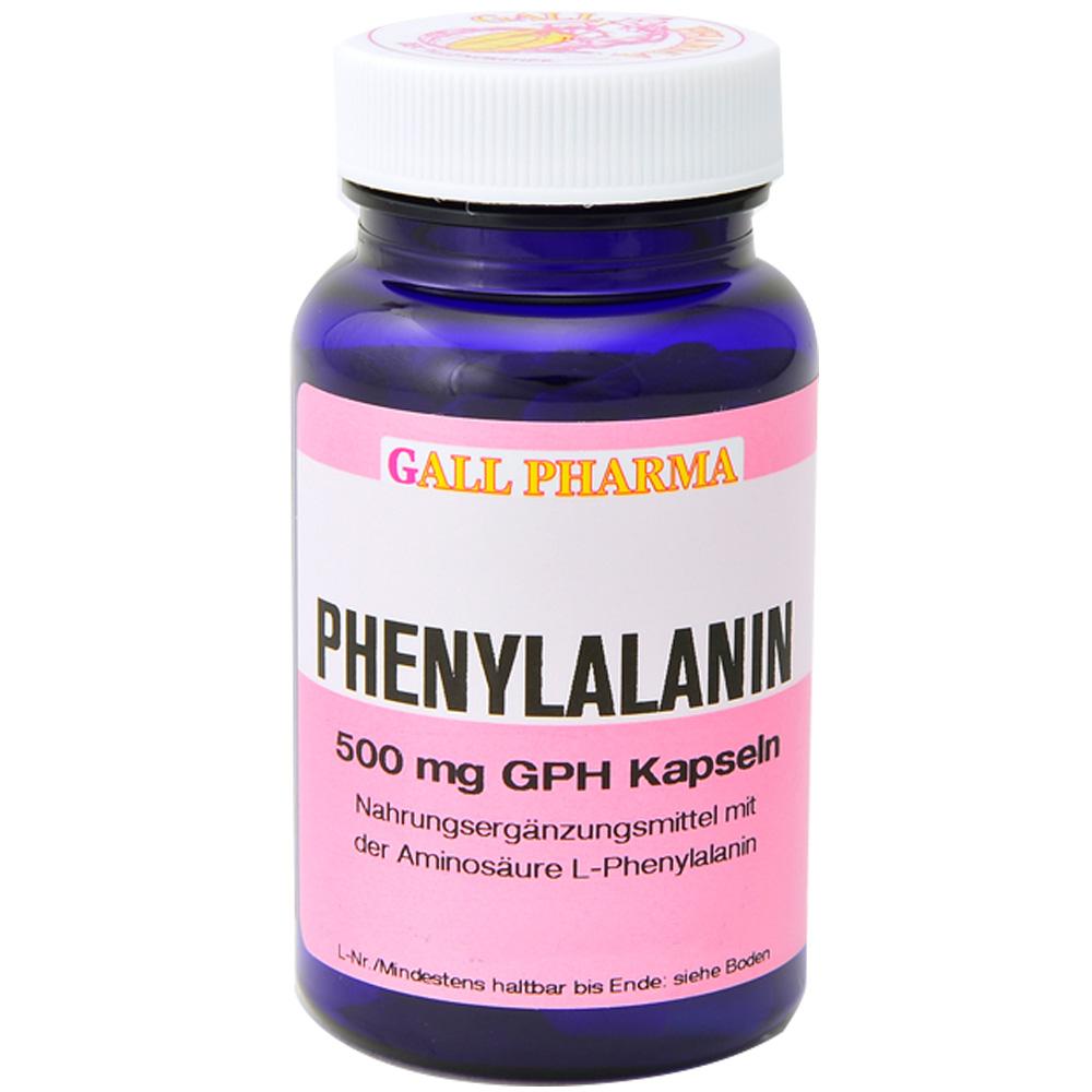 GALL PHARMA Phenylalanin 500 mg GPH