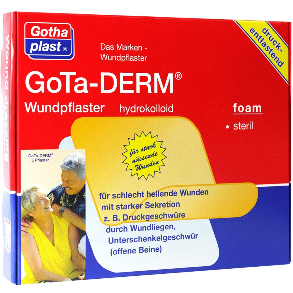 GoTa-DERM® thin Wundpflaster 15 cm x 15 cm