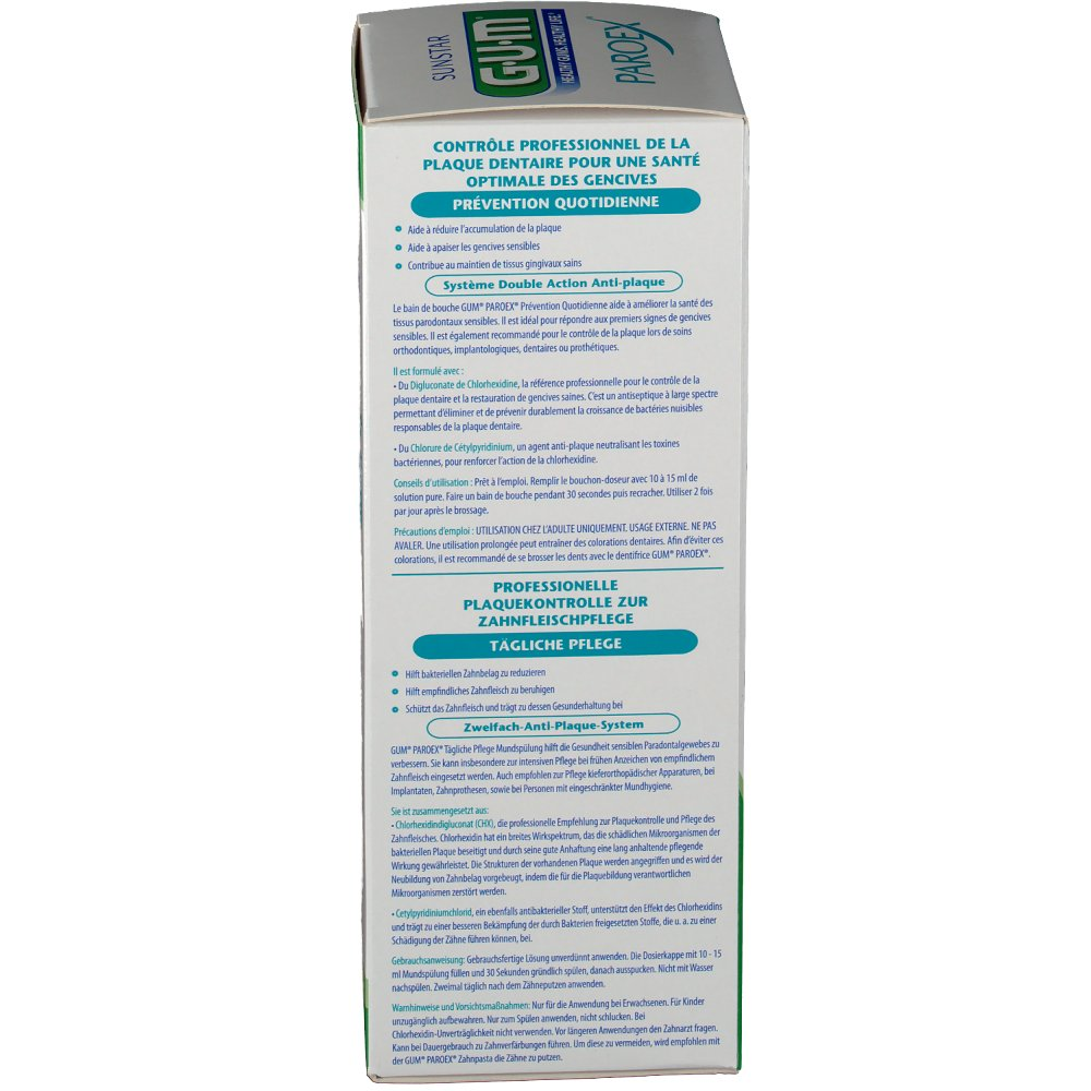 GUM® Paroex Mundspülung 0,06 %