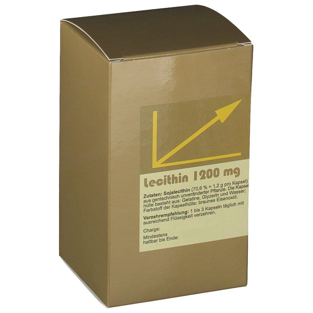 Lecithin 1200 mg
