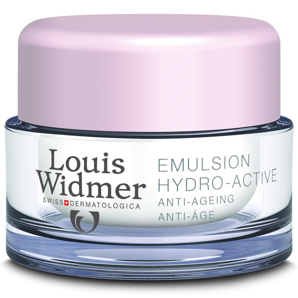 Louis Widmer Tagesemulsion Hydro-Active unparfümiert