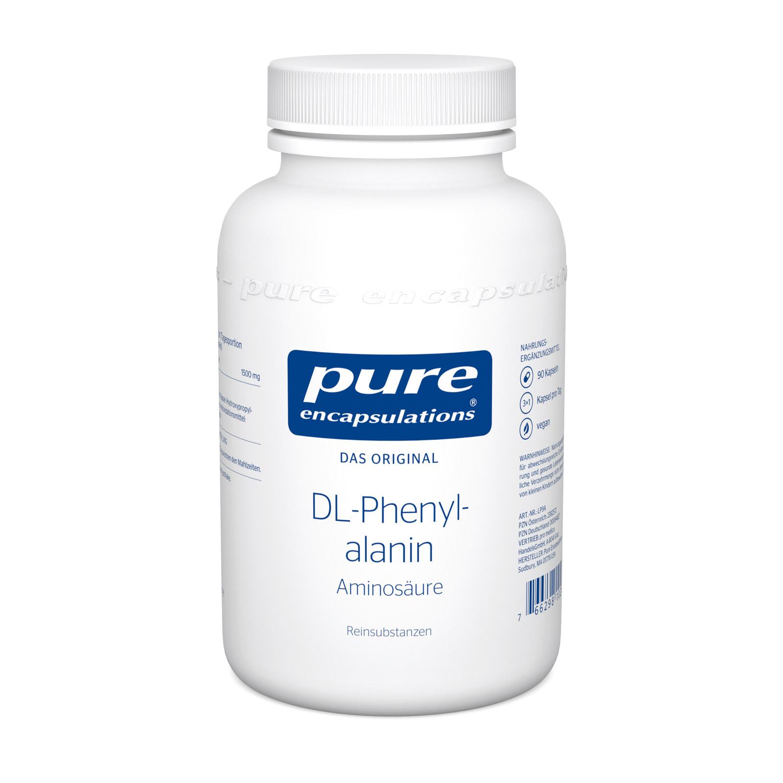 Pure Encapsulations® DL-Phenylalanin