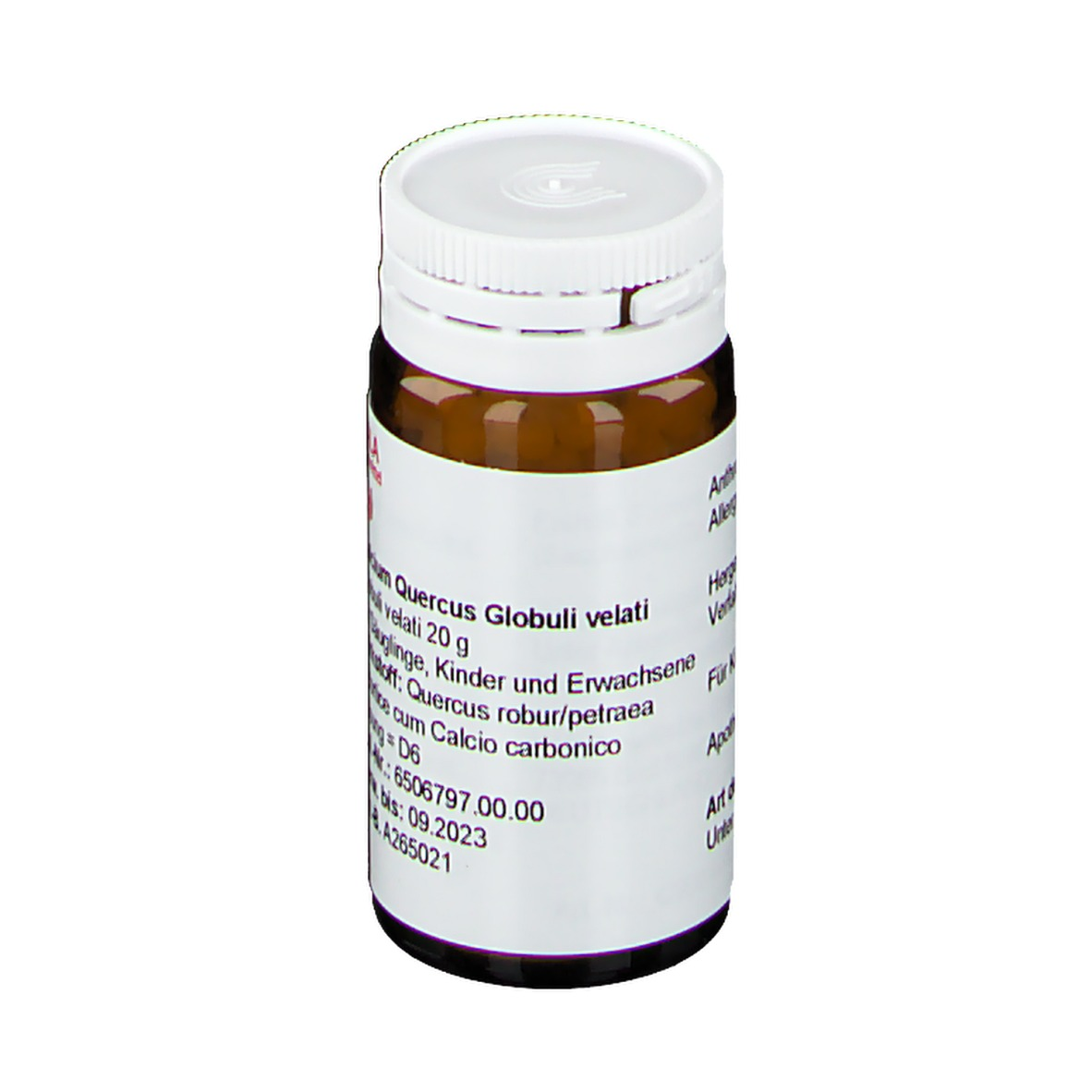 WALA® Calcium Quercus Globuli velati
