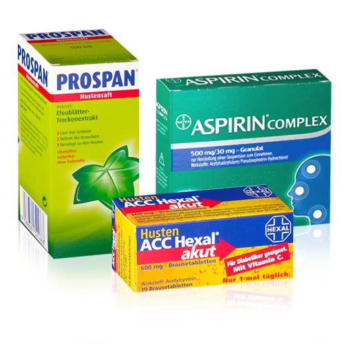 Mittel gegen Erkältung & Grippe - shop-apotheke.at