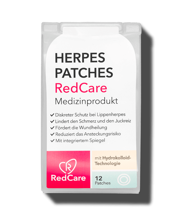 HERPES PATCHES RedCare