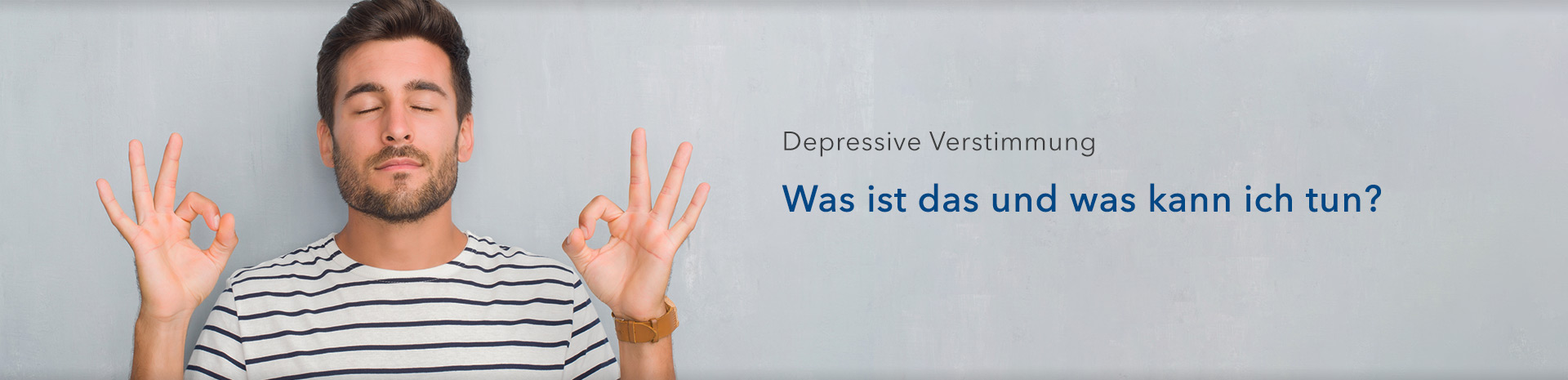 Depressive Verstimmung - Ratgeber - shop-apotheke.at