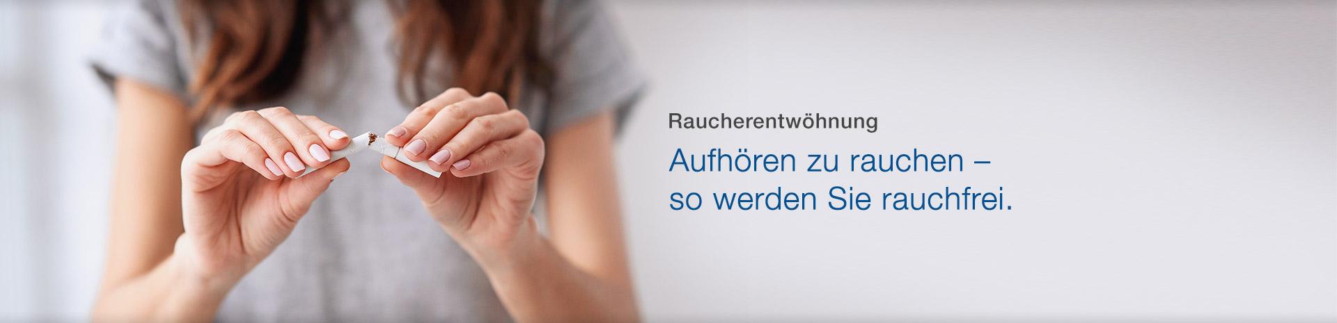 Rauchen aufhören ohne zunehmen? I Sprühen NicoZero in Deutschland
